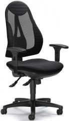 Bureaustoelen COMFORT NET PLUS incl. armleggers