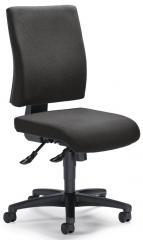 Bureaustoel COMFORT R zonder armleggers