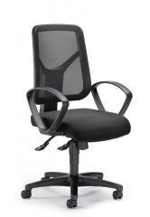 Bureaustoel COMFORT R NET incl. armleggers