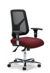 Bureaustoel COMFORT R NET DELUXE incl. armleggers