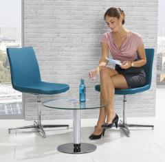 Bezoekers fauteuil TWIST RM