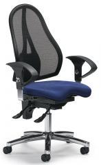Bureaustoel SITNESS 40 NET incl. armleggers
