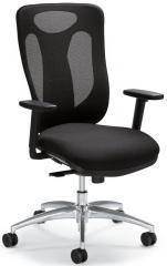 Bureaustoel Sitness 80 NET incl. armleggers