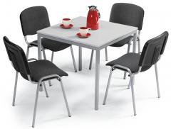 Set-aanbieding Conferentietafel + stoelen