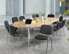 SET-aanbieding - Vergadertafels + stoelen