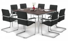 Set-aanbieding Vergadertafels + stoelen