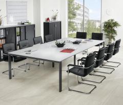 Conferentietafel DELTA-SOLIDO