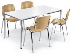 SET: ISO hout en universele tafel