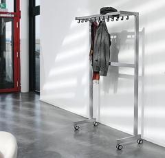 Wielen voor garderobesysteem ILLIUM