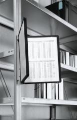 Magnetische wandhouder voor zichtmappen VARIO® 5