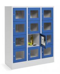 Sluitvakkenkasten CLASSIC met zichtvensterdeuren