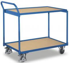 Tafelwagen met verhoogte ergonomische beugel