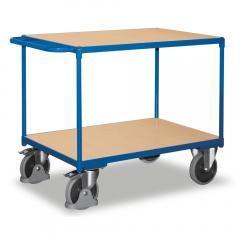 Tafelwagen met rechte greep