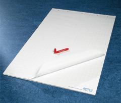 Flip-overblok geruit
