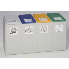 Afval-verzamelsysteem T 4000 - 40 L
