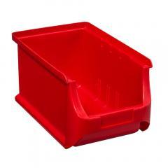Magazijnbakje rood | buitenmaten B 150 x D 235 x H 125 mm