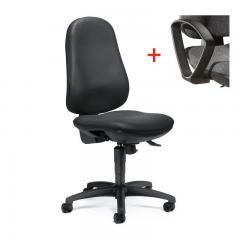 Bureaustoel COMFORT S zonder armleggers