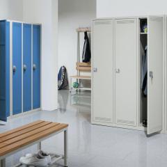 Garderobekasten SP PROFI SYSTEEM zonder onderbouw