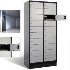 Laptopkasten met 10/20 vakken, optioneel met elektrificatie