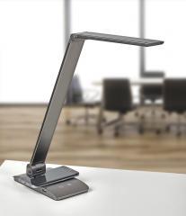 LED bureaulamp uit aluminium