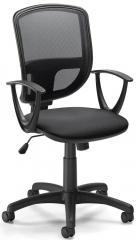 Bureaustoel SIGMA NET incl. armleggers