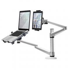 Monitor-/laptophouder – kantelbaar en draaibaar