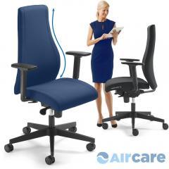 Bureaustoel AirSIT DV zonder armleggers