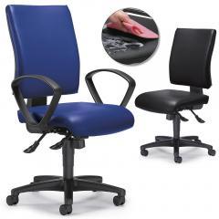 Bureaustoel COMFORT R SOFTEX zonder armleggers