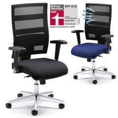 Bureaustoel EcoNET zonder armleggers