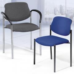 Bezoekersstoel FLORA I