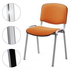Bezoekersstoel ISO DELTA1, 3 ondersteelkleur