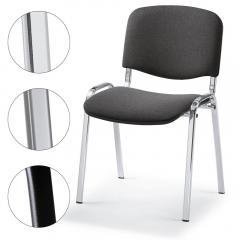 Bezoekersstoel ISO - stof