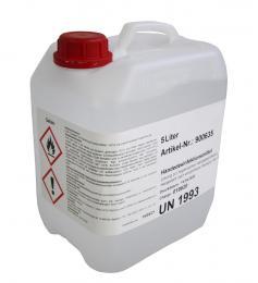 Ontsmettingsmiddel voor de handen, kan 5 liter met doseerkraan