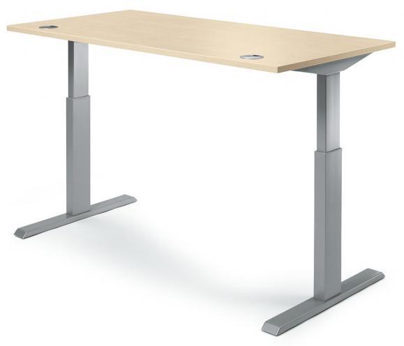 Zit-/sta bureautafel Basic PROFI MODUL esdoorndecor | 1200