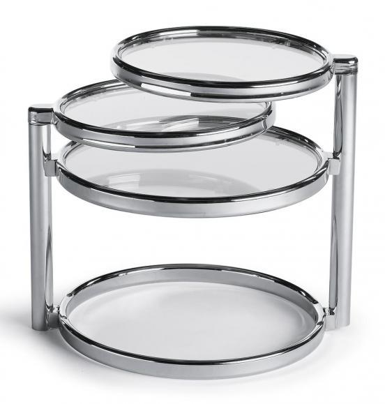 Glazen tafel SITU TRI