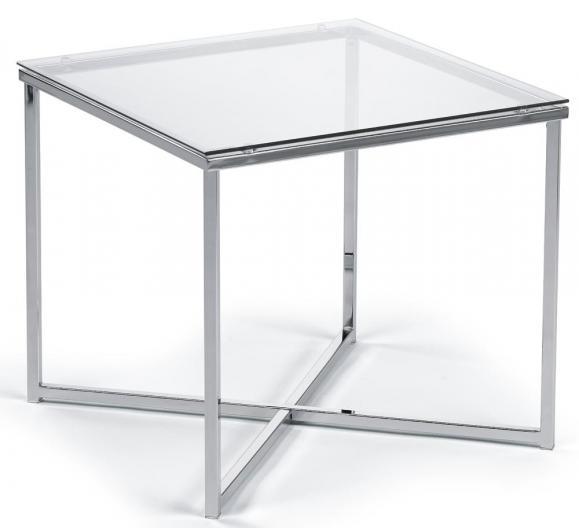 Glazen tafel XENIA