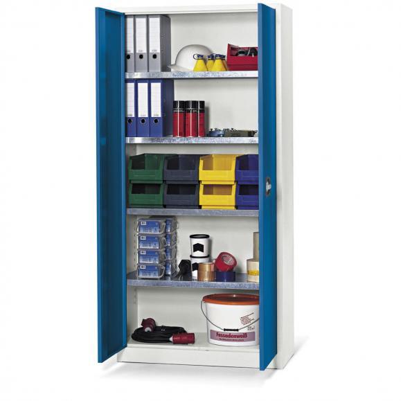 Materiaalkast WS PROFI werkplaatssysteem gentiaanblauw RAL 5010 | 920