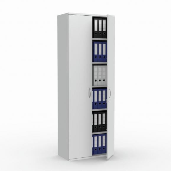 Draaideurkast iMODUL lichtgrijs | 800 | 2250 mm (6 OH)