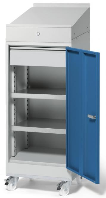 Bijzetkast met lades WS PROFI werkplaatssysteem