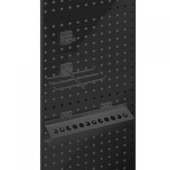 zwart RAL 9005