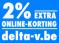 2% extra korting