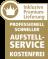 PURE SERVICE met professionele opbouwservice door kwaliteitsgecertificeerde, eigen opbouwteams