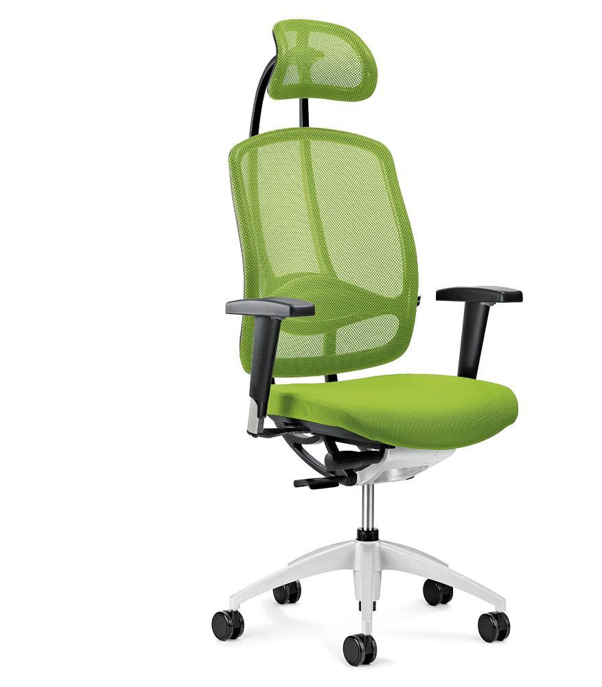 Extra Brede Bureaustoel.Bureaustoel Mattego Incl Armleggers Kruisvoet Aluzilver Delta V